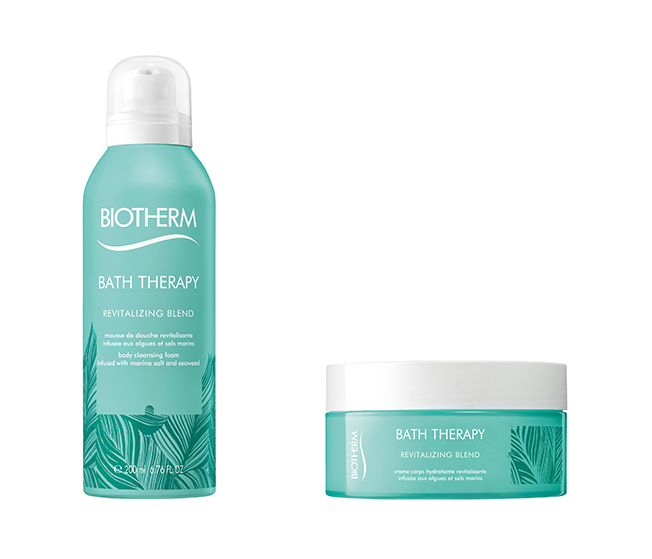 Bath Therapy Revitalizing Blend