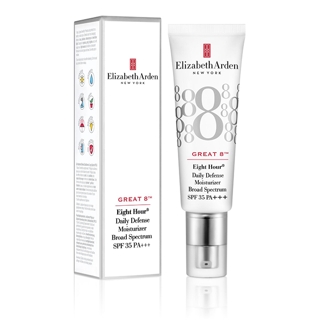 Great 8 Elizabeth Arden