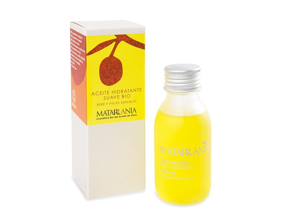 Aceite Hidratante Suave Bio, Matarrania.