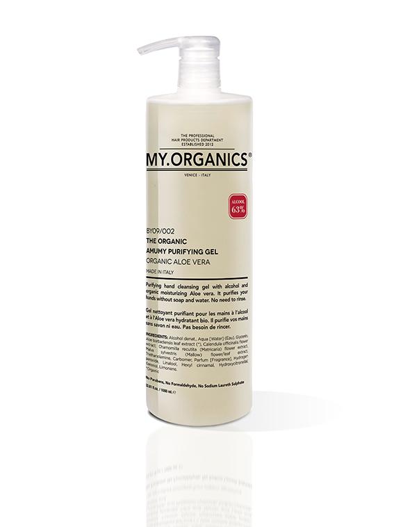 The Organic Amumy Purifying Gel, My Organics.