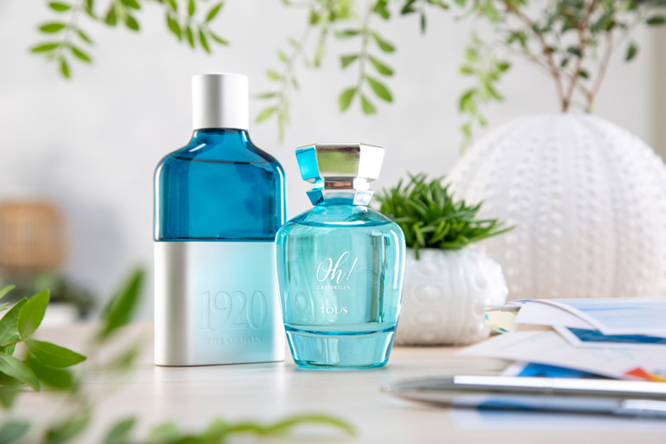 Tous The Origin EDT refresca sus partituras olfativas