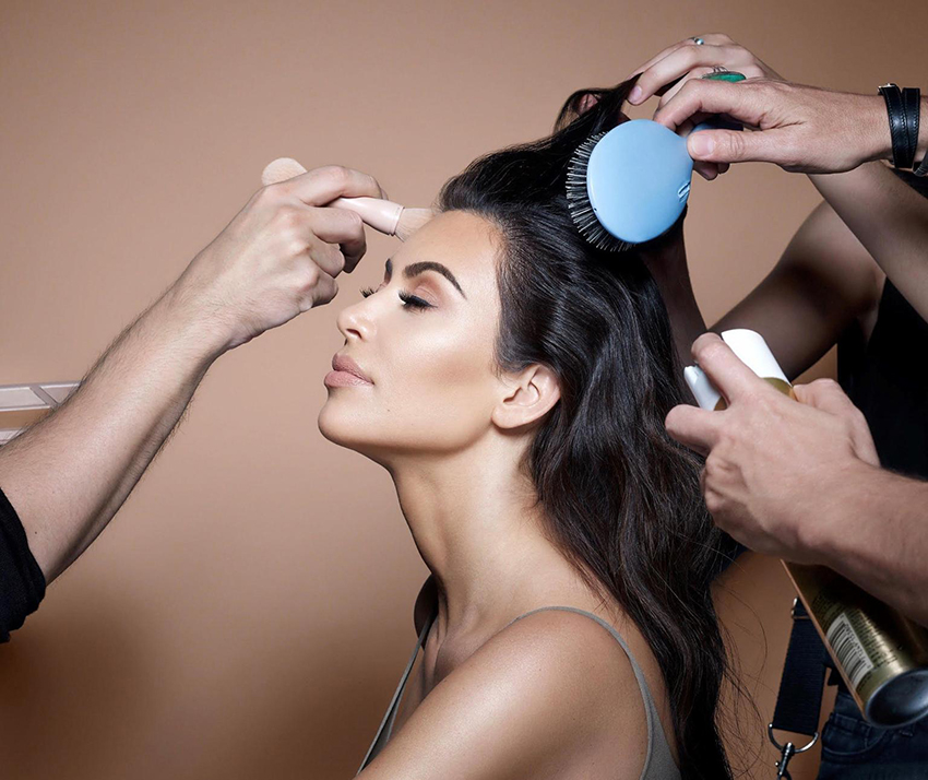 Coty Kim Kardashian