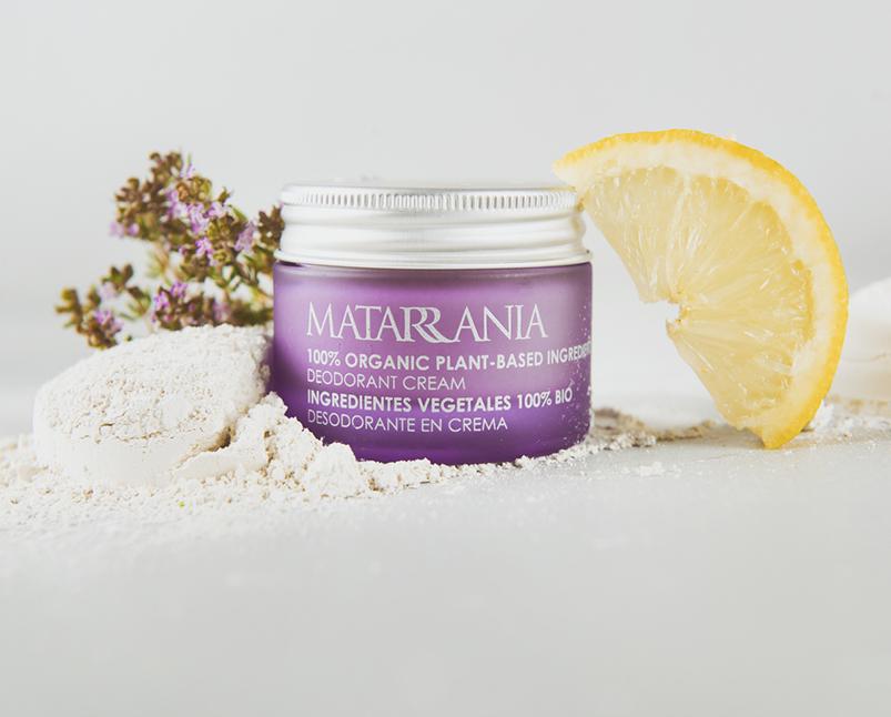 Desodorante bio de Matarrania
