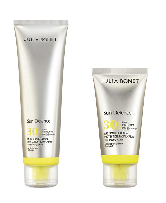 Sun Defence, Júlia Bonet.