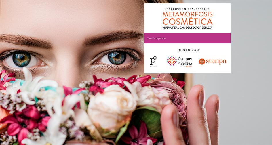 """Beauty Talks: """"Metamorfosis Cosmética. La nueva realidad del sector de la belleza"""""""