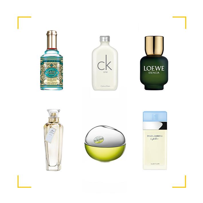 Top perfume Icónico ADP Premios 2020