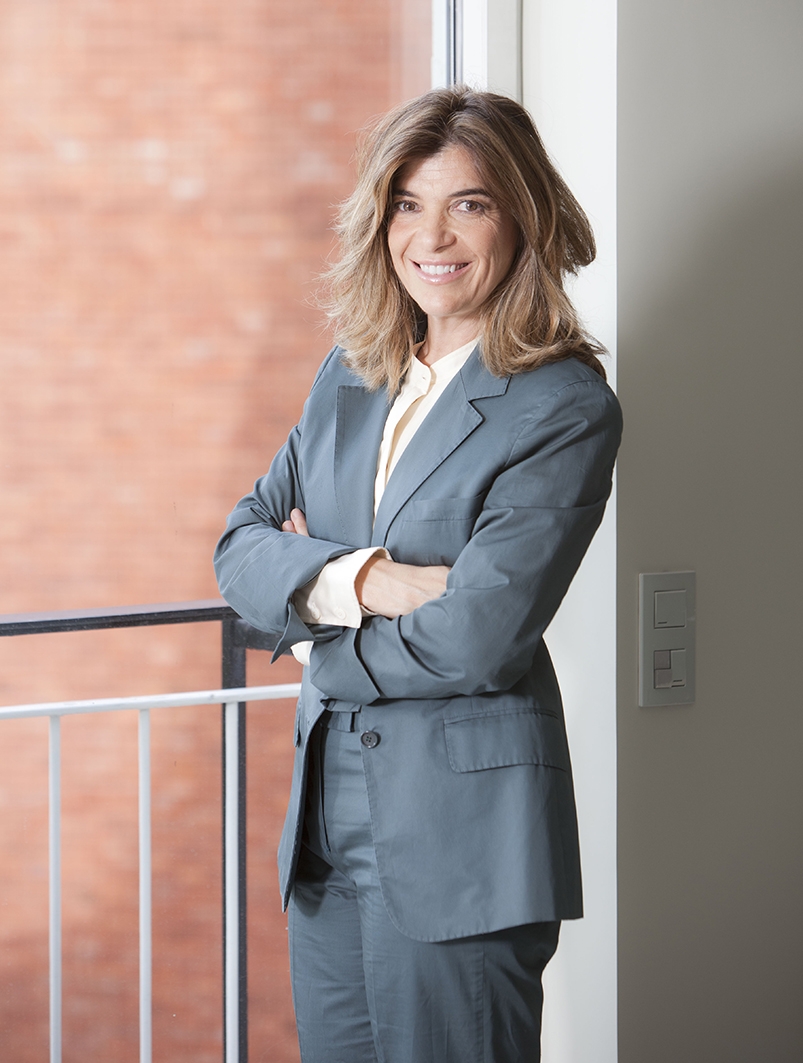 Xandra Falcó, presidenta de Círculo Fortuny