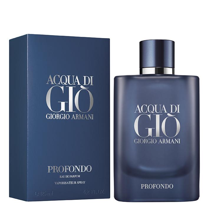 Aqua di Giò Profondo, Giorgio Armani