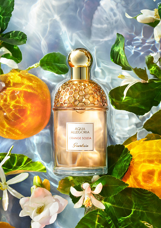 Aqua Allegoria Orange Soleia, Guerlain