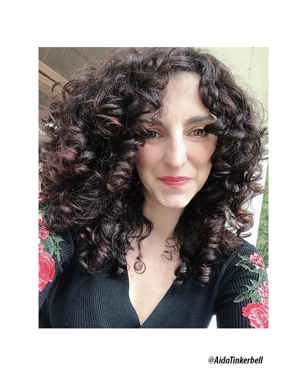 Receta de mascarilla de arcilla para el cabello con los consejos de Aida Tinkerbell