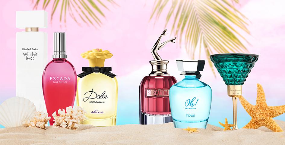 10 fragancias femeninas para saborear el verano intensamente