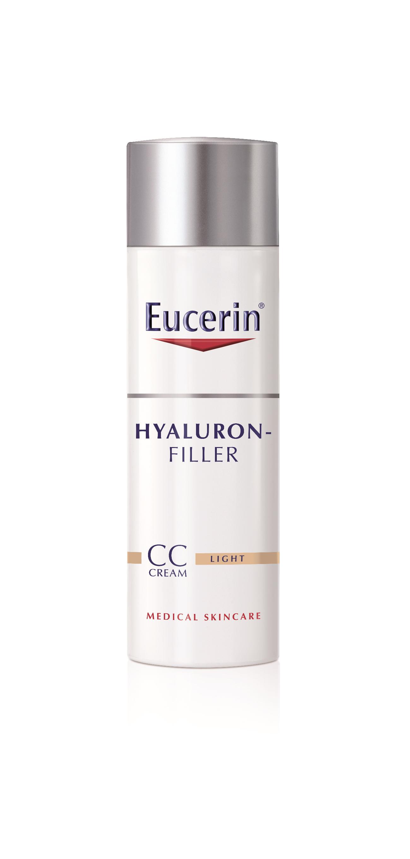 Hyaluron Filler CC Cream, Eucerin.