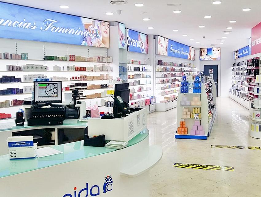 Perfumerías Avenida abre tienda en Castilla la Mancha: tienda de Cuenca
