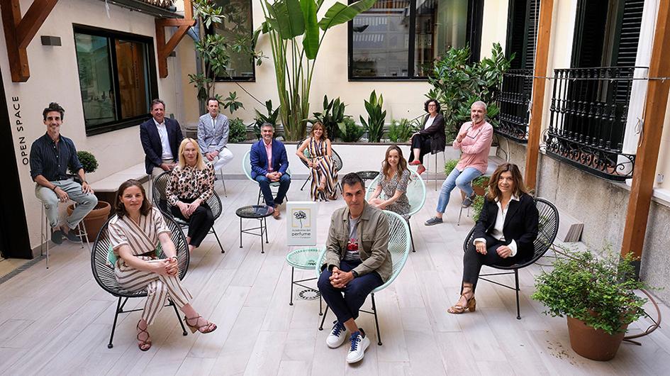 Jurado de Arte y Cultura PREMIOS ACADEMIA DEL PERFUME 2020
