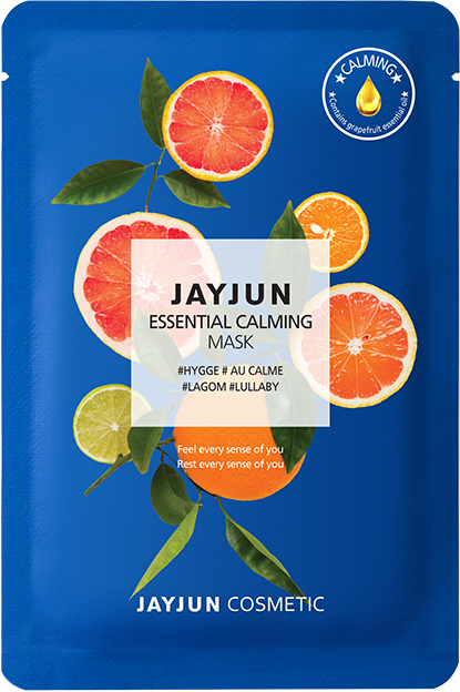 Essential Calming Mask, Jayjun