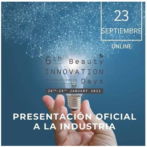 Beauty Cluster Innovation Days