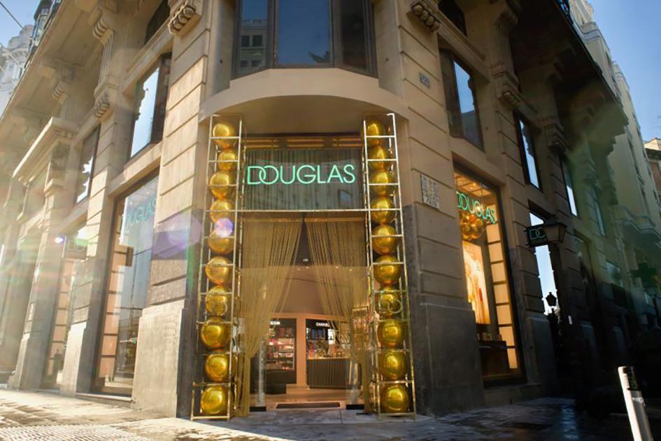 Douglas tienda Gran Vía