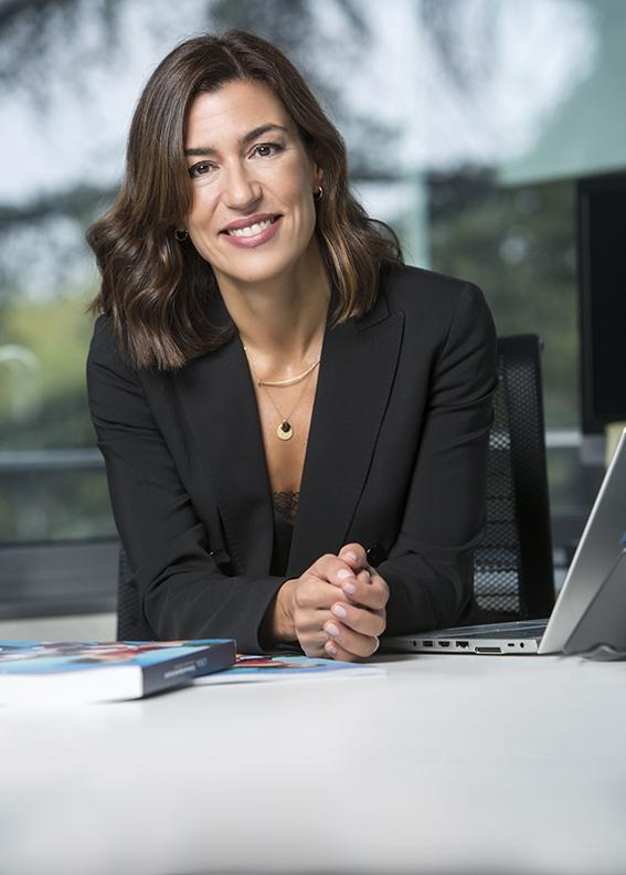 Esther García directora de comunicación y RSC de L'Oréal España