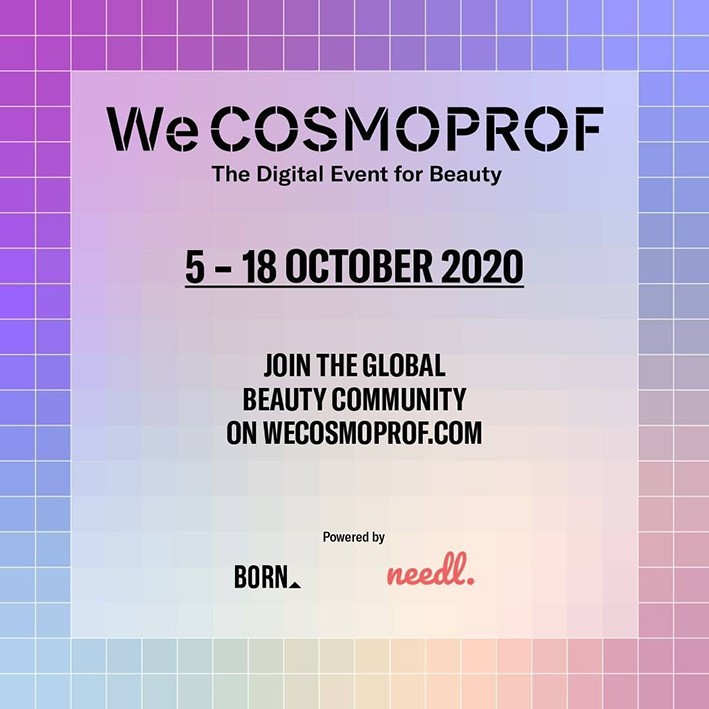 We Cosmoprof octubre 2020