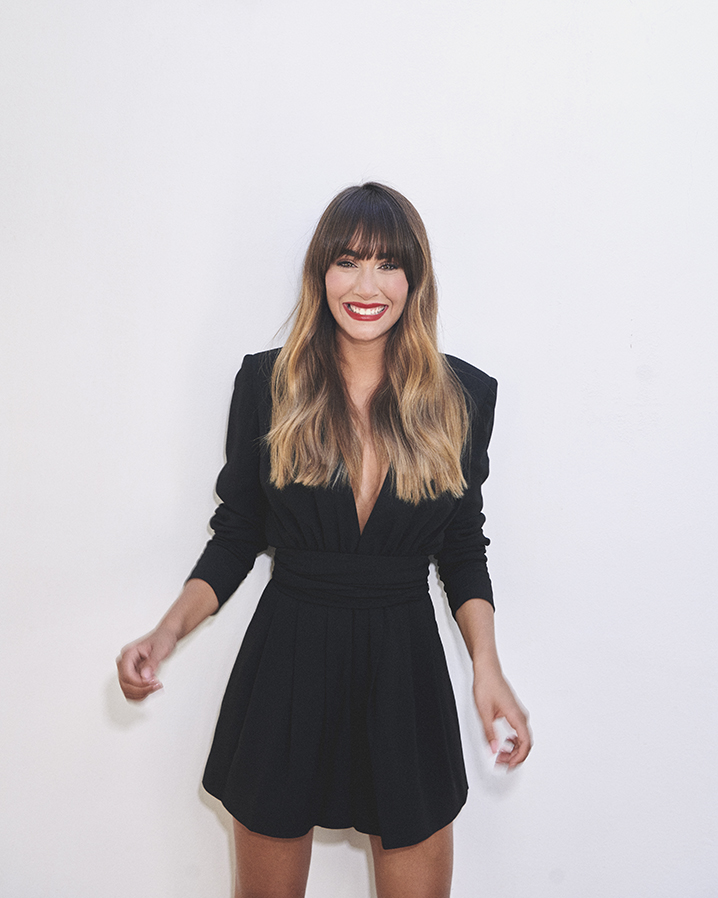 Aitana, nueva embajadora de YSL