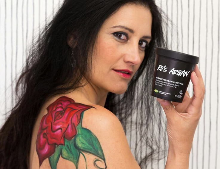 LUSH_Marta Forcat Retail Support Spain and Portugal