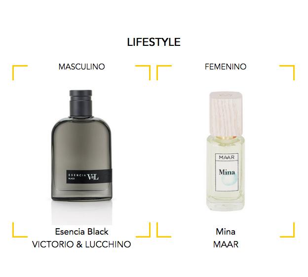 Mejor perfume lifestyle