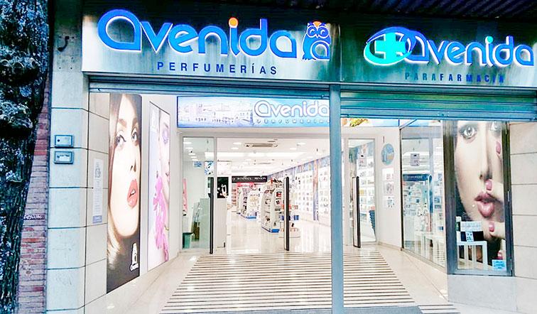 Nueva Perfumerías Avenida en Cáceres