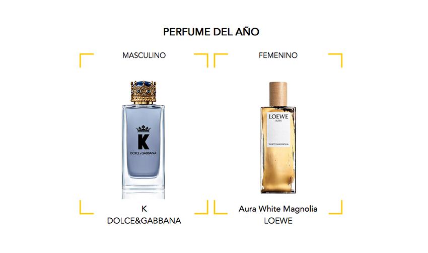 Lista de ganadores XIII Premios Academia del Perfume 2020