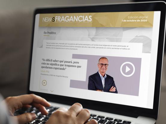 Revista Digital NewsFragancias_Entrevista Lluis Pla_Agenlini_Beauty