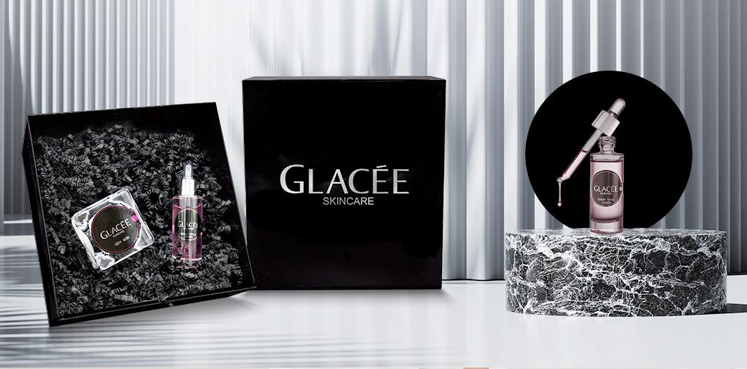 Glacée Skincare, promoción Black Friday, cremas faciales con factores de crecimiento epidérmico