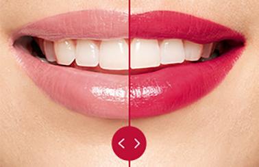 Virtual Try On, probador virtual de maquillaje de Clarins