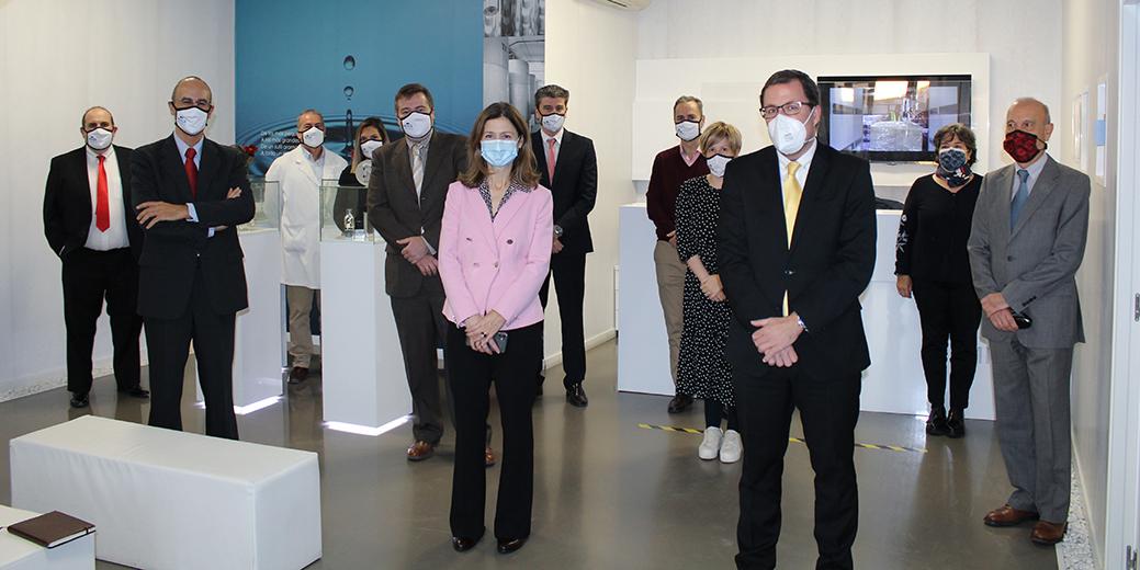 Mixer & Pack recibe la visita de Industria y Sanidad en sus instalaciones