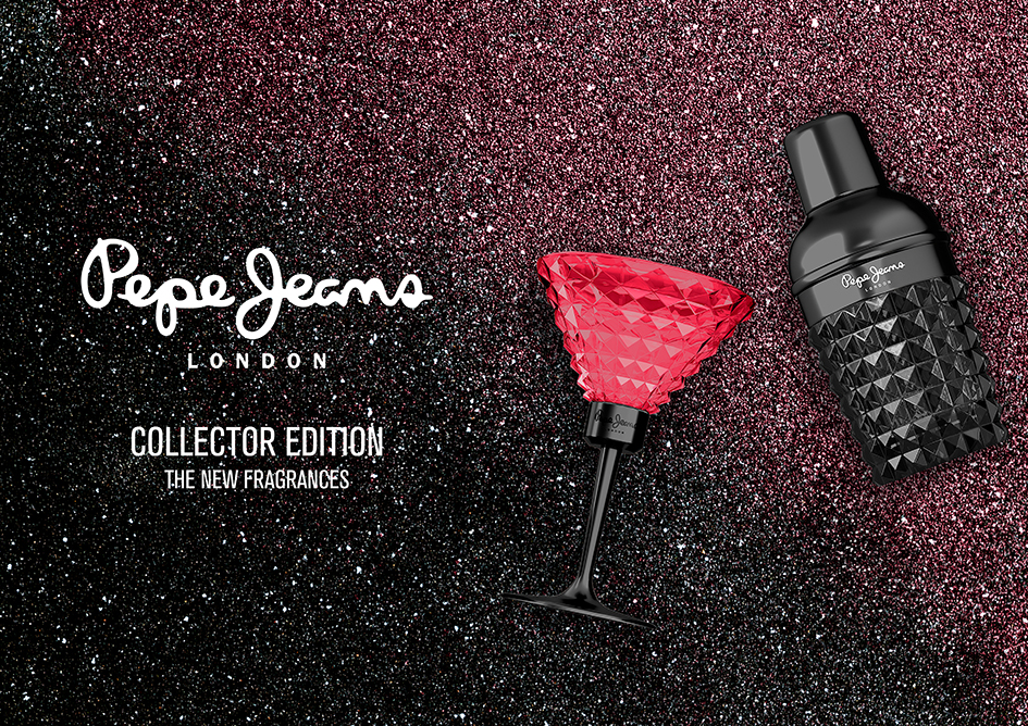 Pepe Jeans Collector Black is Now