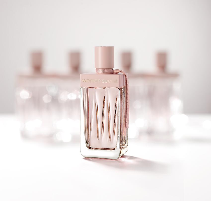 Intimate, el nuevo perfume de Women'Secret, sensual y elegante