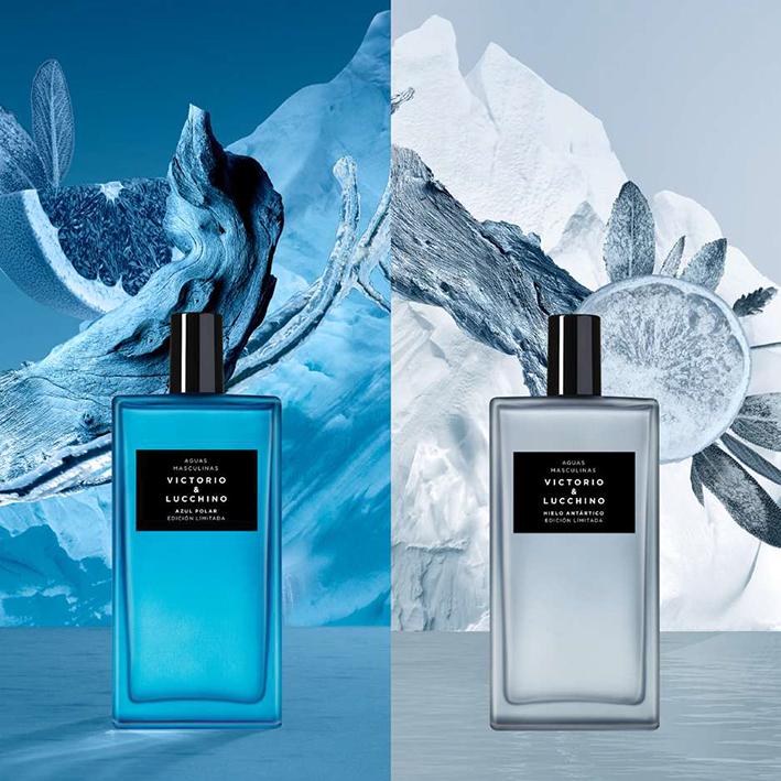 Aguas Frescas de Victorio & Lucchino: Azul Polar y Hielo Antártico