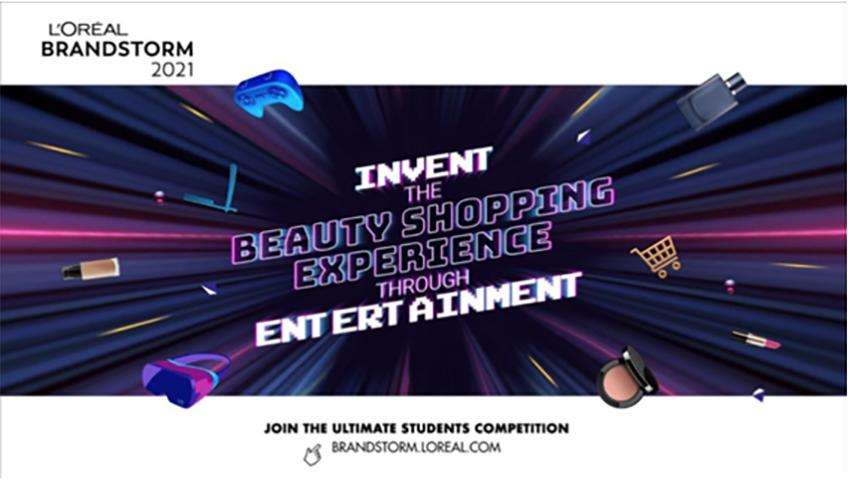 Brandstorm 2021: L'Oréal lanza la competición Brandstorm 2021 para reinventar la experiencia digital de compra