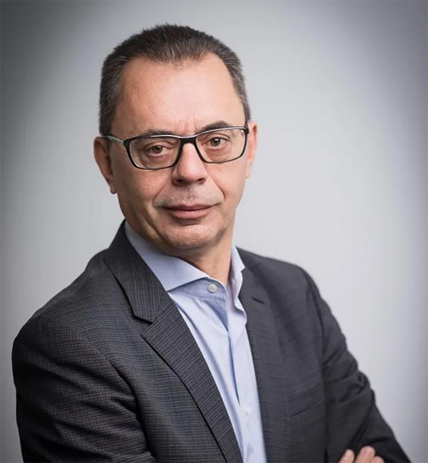 Fabio Pampani Presidente Regional y Director General de Douglas Sur de Europa