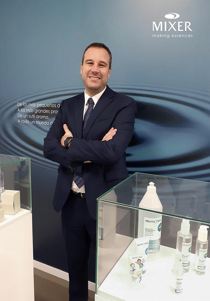Rafael Sevillano, Back Office, Mixer & Pack
