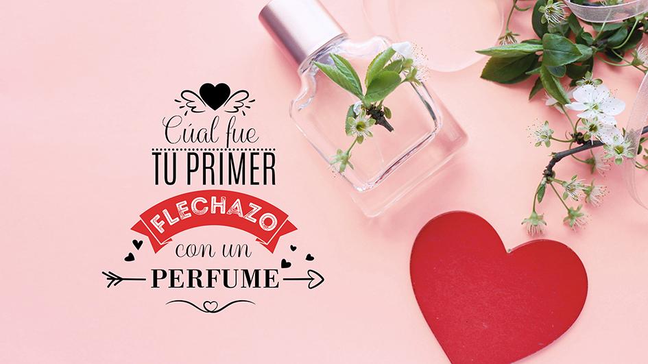 Mi primer perfume... foto bodegón para el post: ¿Cuál fue tu primer flechazo con un perfume?