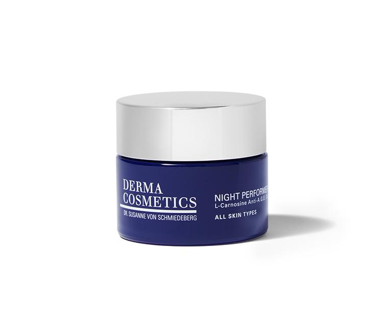 Night Performer L-Carnosine Anti- AGE Cream, Dermacosmetics