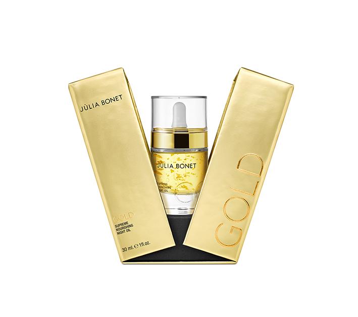Gold Supreme Nourishing Oil, Júlia Bonet Gold.