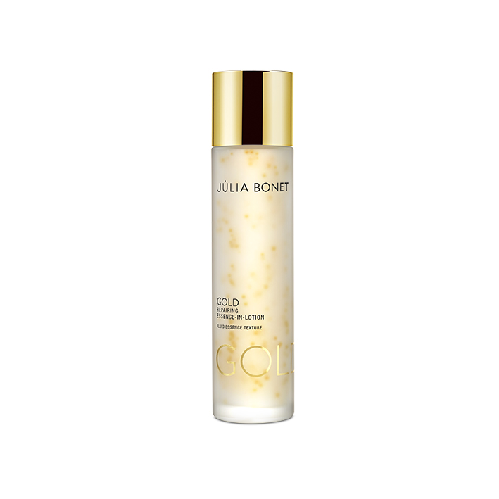 Gold Repairing Essence in Lotion.