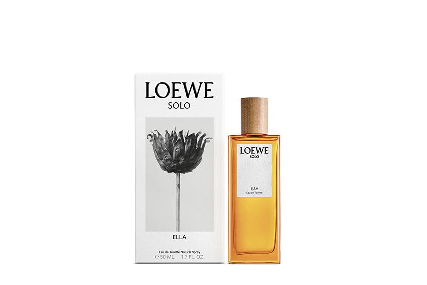 Nuevo diseño de frasco de Perfumes Loewe.
