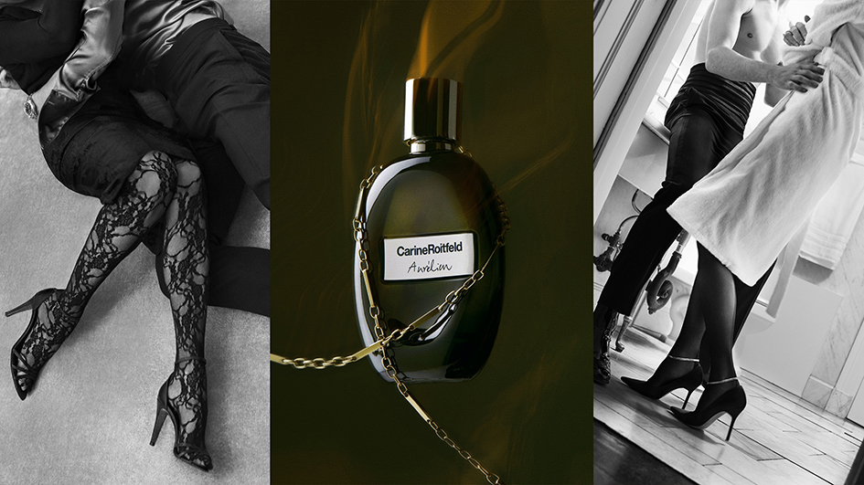 Carine Roitfeld, colección perfumes 7 Lovers