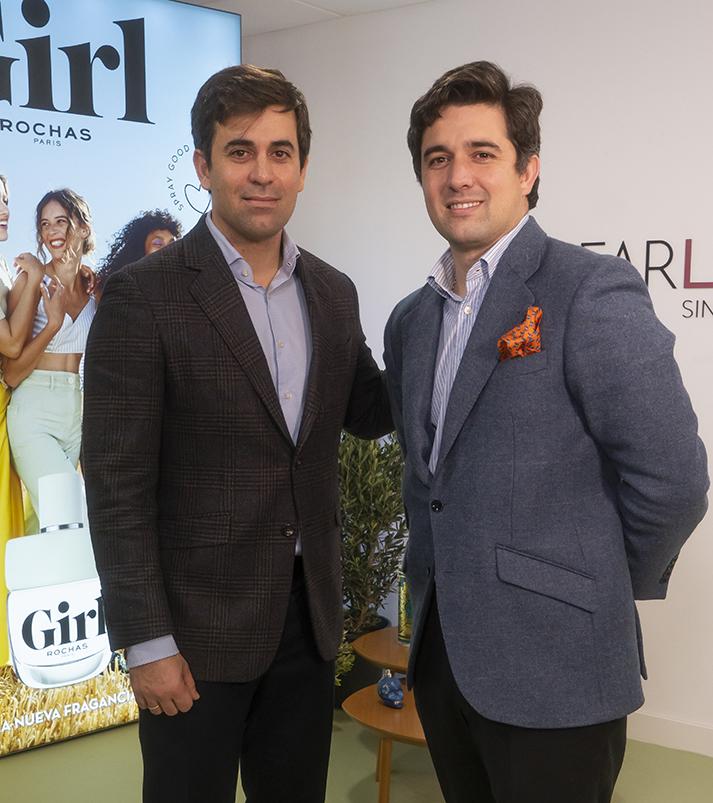 Iván y Pablo Abeniacar, CEO Farlabo