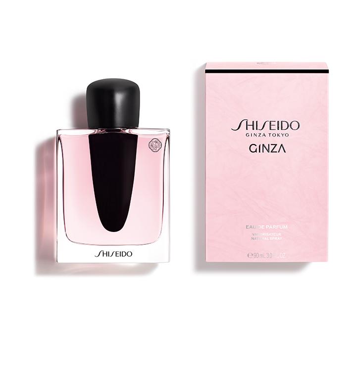 Perfume Ginza de Shiseido