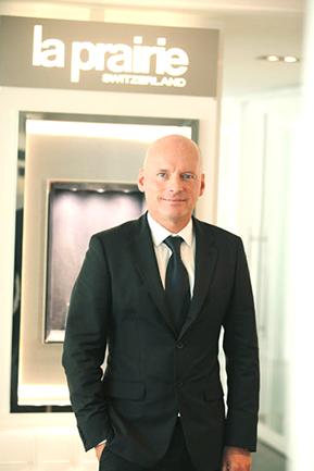 Jean-Baptiste Grosdidier director general de La Prairie Italia y España