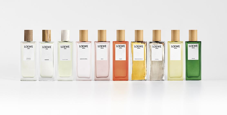 perfumes femeninos de Loewe