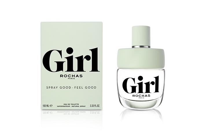 Perfume Rochas Girl