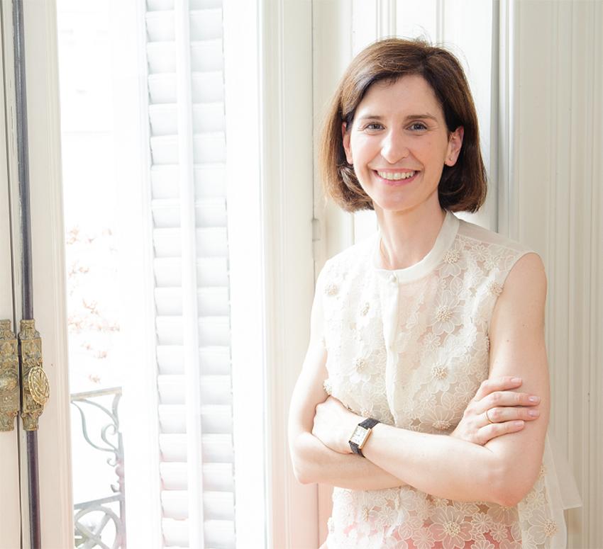 Alejandra Suárez, directora comercial y de trade marketing de Perfumes y Diseño
